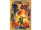 Gear No: nex1enLE7  Name: Nexo Knights Trading Card Game (English) Series 1 - LE7 Clay with the Fortrex Card
