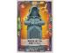 Gear No: nex2de061  Name: Nexo Knights Trading Card Game (German) Series 2 - # 61 Uersteinerter Steingoyl Card