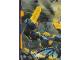 Gear No: nex2de103  Name: Nexo Knights Trading Card Game (German) Series 2 - #103 Clay Mech Card