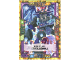 Gear No: nex2deLE16  Name: Nexo Knights Trading Card Game (German) Series 2 - LE16 Mächtiger Geröllgroll Card