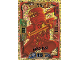 Gear No: njo1enLE1  Name: Ninjago Trading Card Game (English) Series 1 - LE1 NRG Kai Card