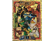 Gear No: njo1enLE7  Name: Ninjago Trading Card Game (English) Series 1 - LE7 Team ZX Card