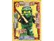 Gear No: njo2deLE3  Name: Ninjago Trading Card Game (German) Series 2 - LE3 Legendärer Lloyd Card