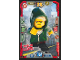 Gear No: njo3de001  Name: Ninjago Trading Card Game (German) Series 3 - #1 Schüler Lloyd Card
