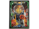 Gear No: njo3de075  Name: Ninjago Trading Card Game (German) Series 3 - #75 Jelly Card