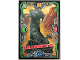 Gear No: njo3de111  Name: Ninjago Trading Card Game (German) Series 3 - #111 Schlangenstatue Card