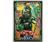 Gear No: njo3de120  Name: Ninjago Trading Card Game (German) Series 3 - #120 Auferstandener General Cryptor Card
