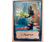 Gear No: njo3de133  Name: Ninjago Trading Card Game (German) Series 3 - #133 Zeitschlag Card