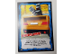 Gear No: njo3de140  Name: Ninjago Trading Card Game (German) Series 3 - #140 Eingeklemmt Card