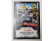 Gear No: njo3de178  Name: Ninjago Trading Card Game (German) Series 3 - #178 Donner-Mech Card