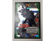 Gear No: njo3de191  Name: Ninjago Trading Card Game (German) Series 3 - #191 Mega Duell Garmadon Card