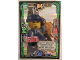 Gear No: njo3de197  Name: Ninjago Trading Card Game (German) Series 3 - #197 Mega Duell Charlie Card