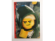 Gear No: njo3de229  Name: Ninjago Trading Card Game (German) Series 3 - #229 Card