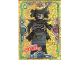 Gear No: njo3deLE16  Name: Ninjago Trading Card Game (German) Series 3 - LE16 Gemeiner Garmadon Card