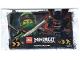Gear No: njo3depack  Name: Ninjago Trading Card Game (German) Series 3 Card Pack