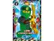 Gear No: njo3fr002  Name: Ninjago Trading Card Game (French) Série 3 - #2 Lloyd au Royaume du Jamais-Gelé