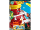 Gear No: njo3fr010  Name: Ninjago Trading Card Game (French) Série 3 - #10 Ultra Duel Sushimi