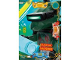 Gear No: njo3fr017  Name: Ninjago Trading Card Game (French) Série 3 - #17 Ultra Duel Hausner
