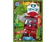 Gear No: njo3fr018  Name: Ninjago Trading Card Game (French) Série 3 - #18 Digi Kai
