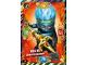 Gear No: njo3fr021  Name: Ninjago Trading Card Game (French) Série 3 - #21 Nya FS Spinjitzu Interdit