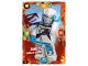 Gear No: njo3fr025  Name: Ninjago Trading Card Game (French) Série 3 - #25 Zane dans le Désert
