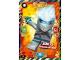 Gear No: njo3fr027  Name: Ninjago Trading Card Game (French) Série 3 - #27 Zane FS Spinjitzu Interdit
