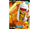 Gear No: njo3fr029  Name: Ninjago Trading Card Game (French) Série 3 - #29 Ultra Duel L'Avatar d'Harumi