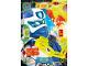 Gear No: njo3fr034  Name: Ninjago Trading Card Game (French) Série 3 - #34 Ultra Duel Digi Jay