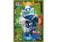 Gear No: njo3fr036  Name: Ninjago Trading Card Game (French) Série 3 - #36 Digi Jay