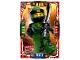 Gear No: njo4de003  Name: Ninjago Trading Card Game (German) Series 4 - #3 Anführer Lloyd Card