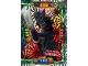 Gear No: njo4de005  Name: Ninjago Trading Card Game (German) Series 4 - #5 Ultra Duell Garmadon Card