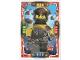 Gear No: njo4de009  Name: Ninjago Trading Card Game (German) Series 4 - #9 Stolzer Cole Card