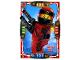 Gear No: njo4de015  Name: Ninjago Trading Card Game (German) Series 4 - #15 Stolzer Kai Card
