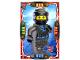 Gear No: njo4de021  Name: Ninjago Trading Card Game (German) Series 4 - #21 Stolze Nya Card