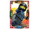 Gear No: njo4de022  Name: Ninjago Trading Card Game (German) Series 4 - #22 Mächtige Nya Card