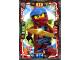 Gear No: njo4de025  Name: Ninjago Trading Card Game (German) Series 4 - #25 Legacy Nya Card