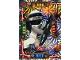 Gear No: njo4de029  Name: Ninjago Trading Card Game (German) Series 4 - #29 Ultra Duell Zane Card
