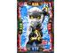 Gear No: njo4de031  Name: Ninjago Trading Card Game (German) Series 4 - #31 Legacy Zane Card
