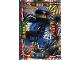 Gear No: njo4de035  Name: Ninjago Trading Card Game (German) Series 4 - #35 Ultra Duell Jay Card