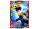 Gear No: njo4de046  Name: Ninjago Trading Card Game (German) Series 4 - #46 Stolze Samurai X Card