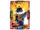 Gear No: njo4de048  Name: Ninjago Trading Card Game (German) Series 4 - #48 Action Samurai X Card