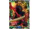 Gear No: njo4de050  Name: Ninjago Trading Card Game (German) Series 4 - #50 Ultra Duell Herr E Card