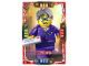 Gear No: njo4de053  Name: Ninjago Trading Card Game (German) Series 4 - #53 Postbote Card