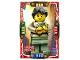 Gear No: njo4de054  Name: Ninjago Trading Card Game (German) Series 4 - #54 Fröhliche Misako Card