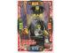 Gear No: njo4de055  Name: Ninjago Trading Card Game (German) Series 4 - #55 Handschellen Polizeichef Card