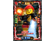 Gear No: njo4de060  Name: Ninjago Trading Card Game (German) Series 4 - #60 Skylor Meisterin des Bernsteins Card