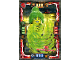 Gear No: njo4de064  Name: Ninjago Trading Card Game (German) Series 4 - #64 Tox Meisterin des Gifts Card