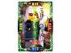 Gear No: njo4de077  Name: Ninjago Trading Card Game (German) Series 4 - #77 Hinterhältige Harumi Card