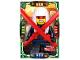 Gear No: njo4de078  Name: Ninjago Trading Card Game (German) Series 4 - #78 Wütende Harumi Card