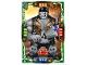 Gear No: njo4de082  Name: Ninjago Trading Card Game (German) Series 4 - #82 Krasser Killow Card